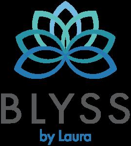 blyss by laura logo