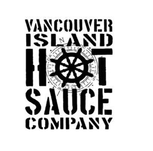 vancouver island hot sauce logo