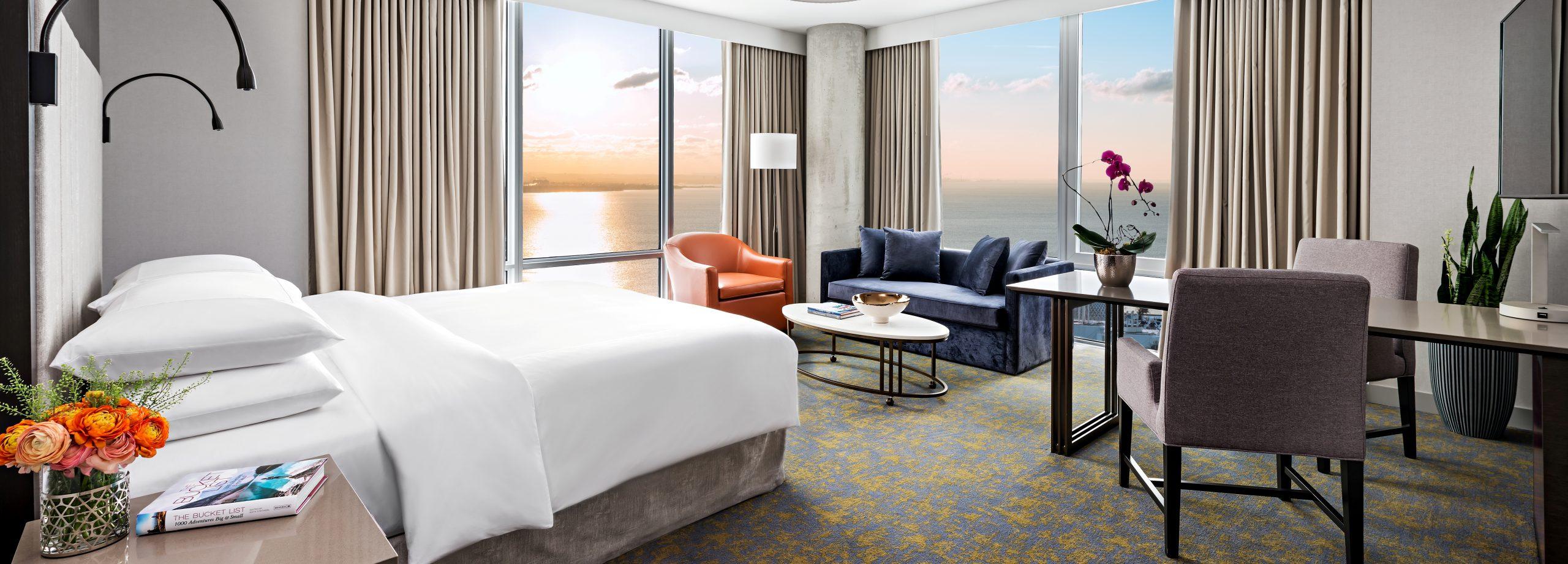 hotel x toronto suite