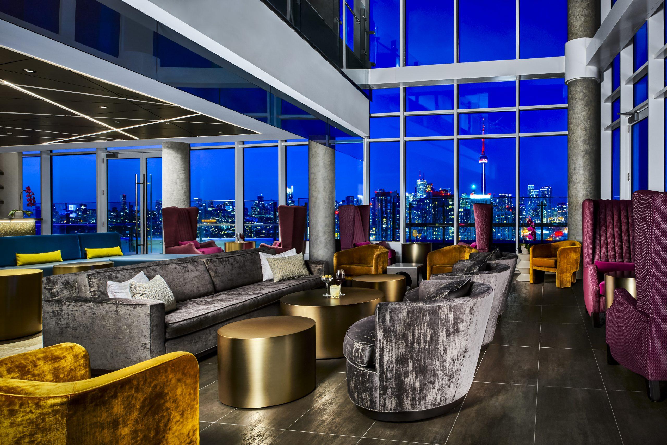 hotel x toronto skybar