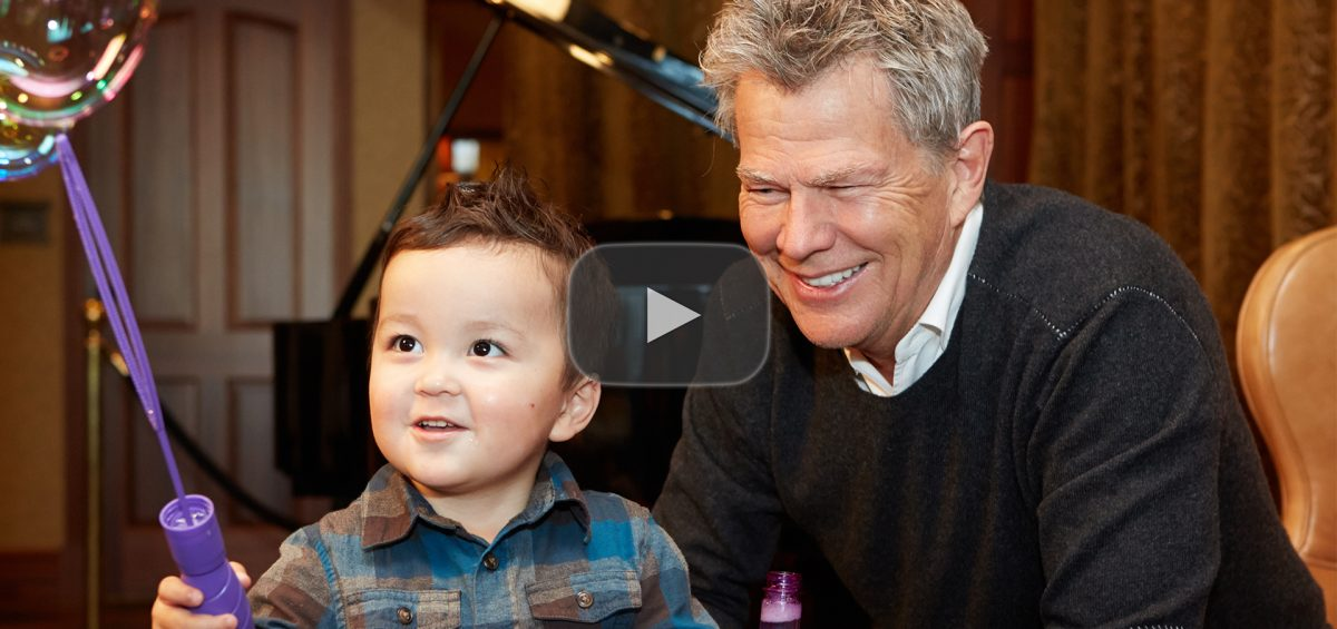 david foster message
