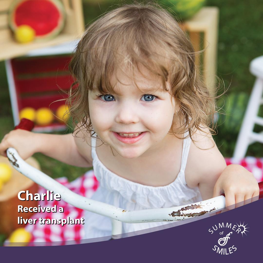 Charlie Summer of Smiles