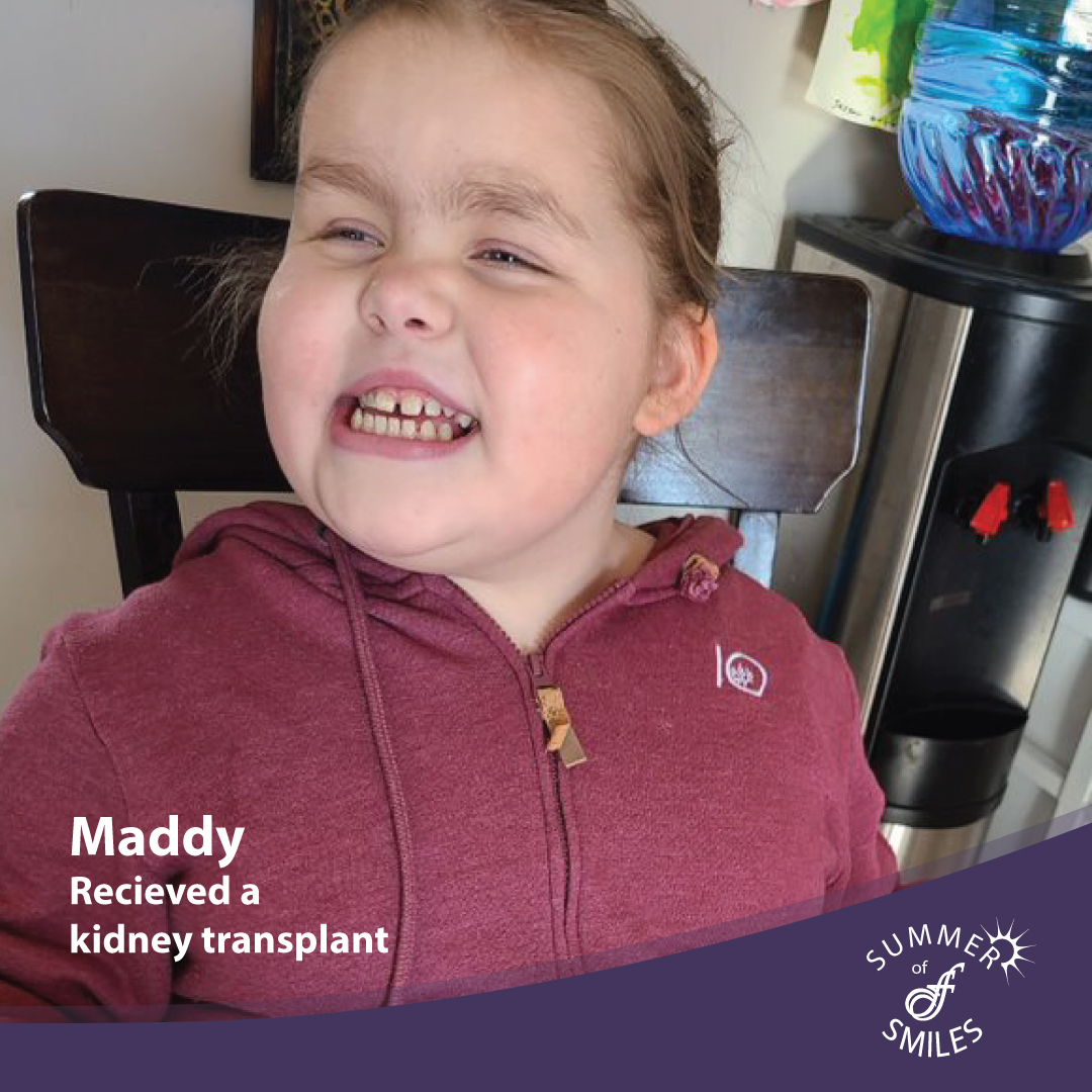 Maddy Summer of Smiles